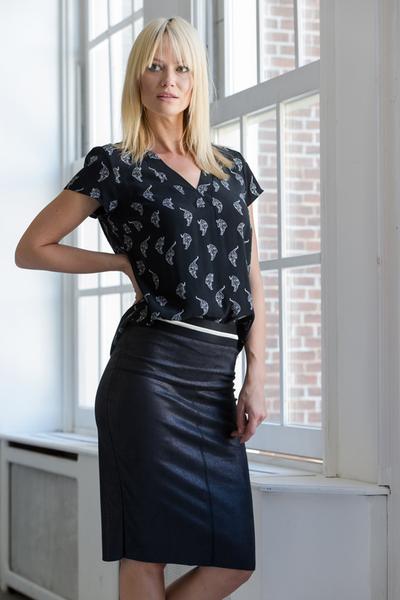 Skirt 86009, Top 83222